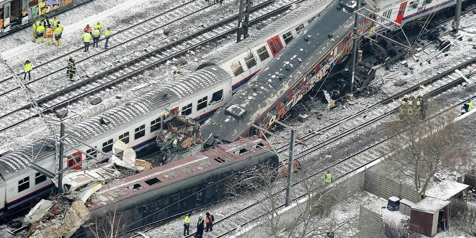 Encore 91 feux rouges brûlés par des trains en 2016 !