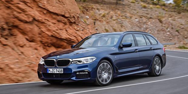 Il y aura évidemment une BMW Série 5 Touring! - La DH