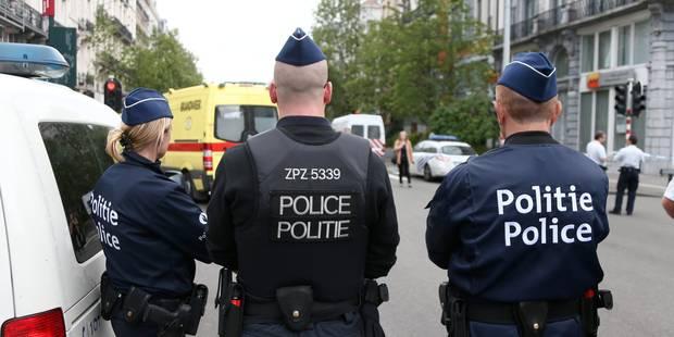 Aiseau-Presles: pour la police, 2016 était une bonne année - La DH