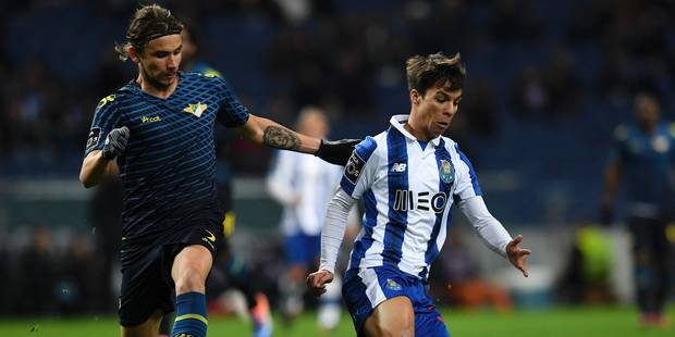 Oliver Torres file au FC Porto - La DH