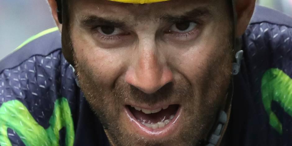Tour de Murcie: cinquième succès pour Valverde à domicile, Jurgen Roelandts 4e