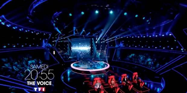 The Voice: TF1 diffuse un extrait d'un des premiers blinds de la nouvelle saison (VIDEO) - La DH