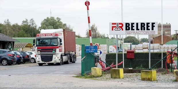 Belref à Saint-Ghislain: les travailleurs plaident pour une procédure Renault - La DH