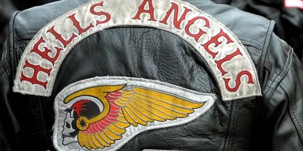 Deux Hells Angels belges condamnés en France pour trafic de drogue - La DH