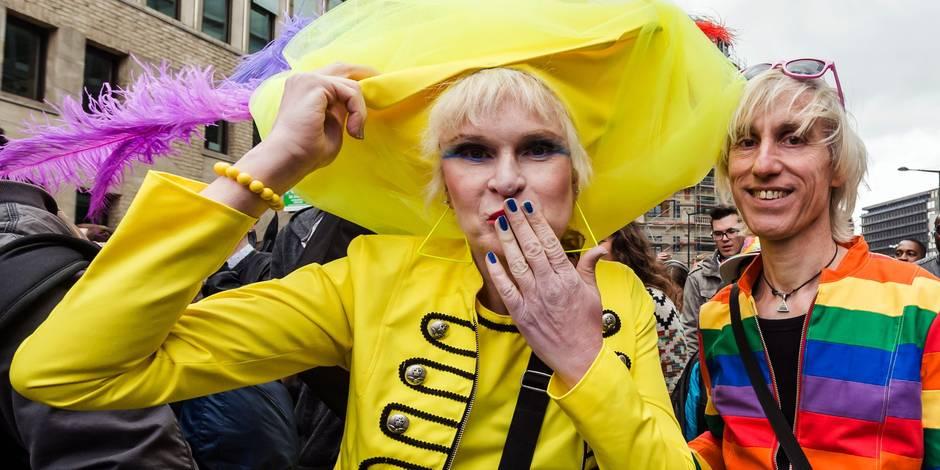 La Belgian Pride aura lieu le 20 mai à Bruxelles