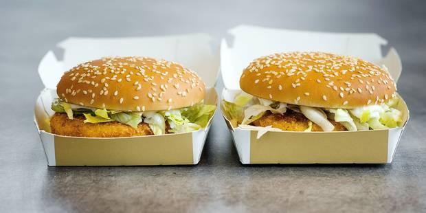 McDo lance le premier burger végétarien et c'est bluffant !