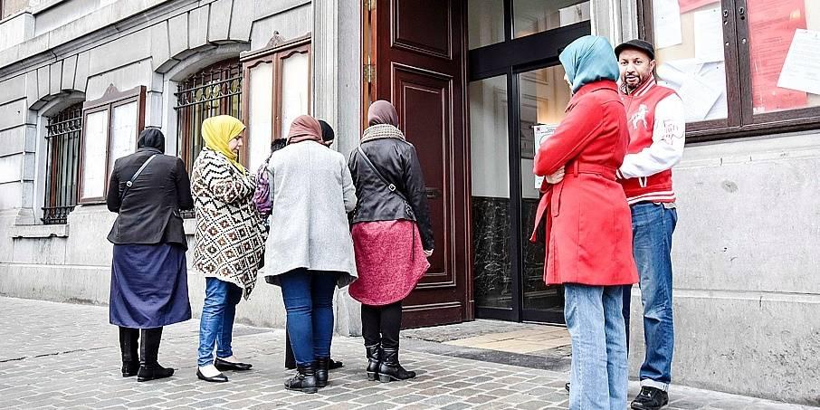 Molenbeek : des souris envahissent l'école 7