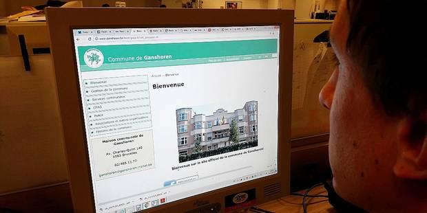 Les sites web des communes bruxelloises pas suffisamment mis à jour - La DH