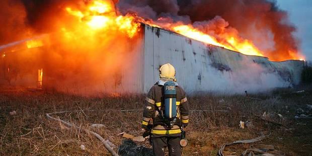 Pompiers sous pression - La DH