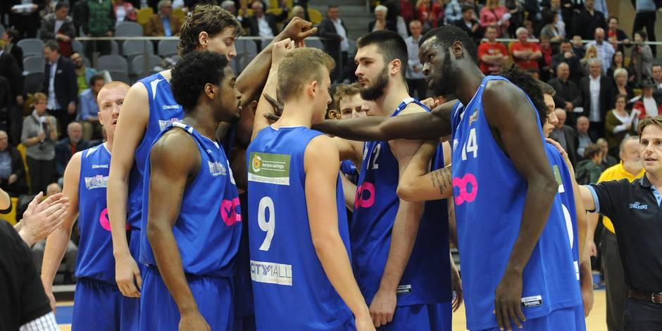 Basket: Verviers-Pepinster ne reviendra pas en D1!