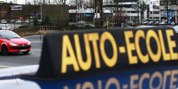 Zone Montgomery: contrôle surprise de 17 auto-écoles - La DH