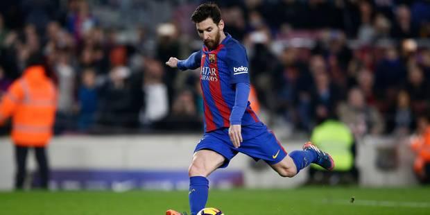 """Lionel Messi est """"heureux à Barcelone"""" selon son sélectionneur - La DH"""