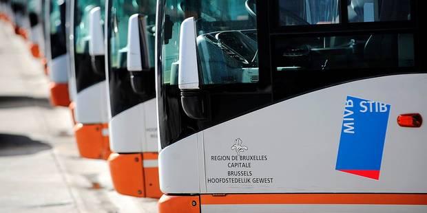 Des pertes de freinage temporaires dans des bus de la Stib - La DH