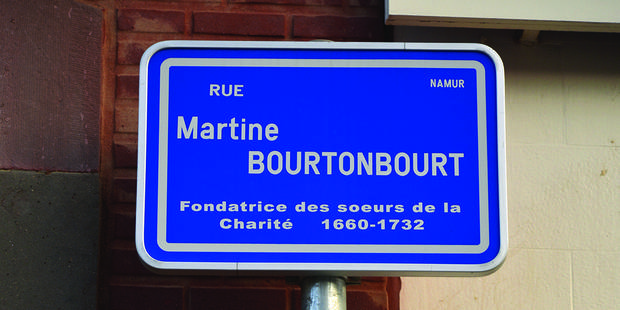 Davantage de noms de rues consacrées aux femmes à Namur - La DH