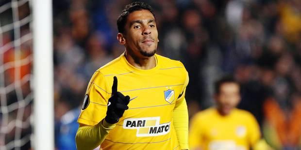 "Igor De Camargo: ""L'APOEL jouerait le top 3 en Belgique"" - La DH"