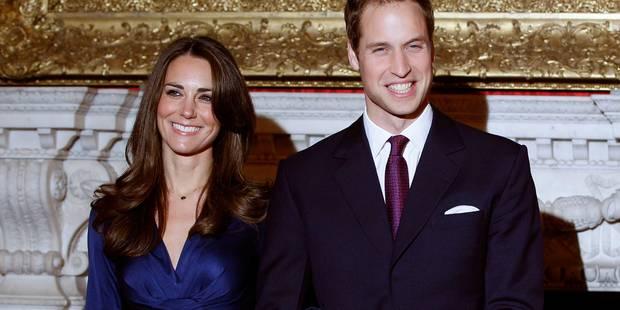 Comment la robe de fiançailles de Kate Middleton a fait couler sa créatrice - La DH