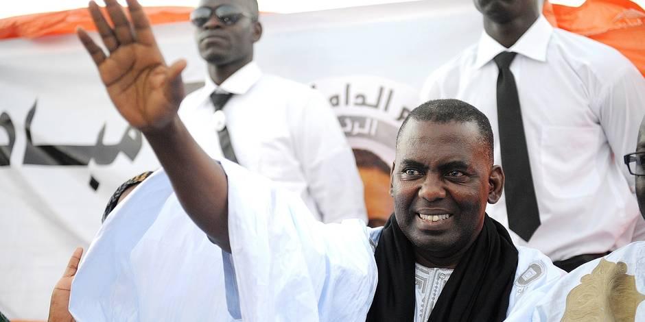 """Biram Dah Abeid: """"En Mauritanie, le viol des esclaves est la règle"""" - La DH"""