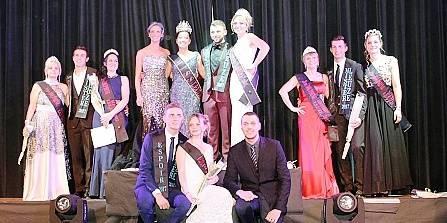 Leuze-en-Hainaut: La cité bonnetière s'offre une nouvelle Miss - La DH