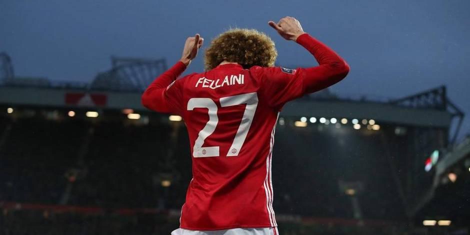 """Fellaini : """"Mourinho m'a téléphoné pour me dire qu'il comptait sur moi"""" (VIDEO)"""
