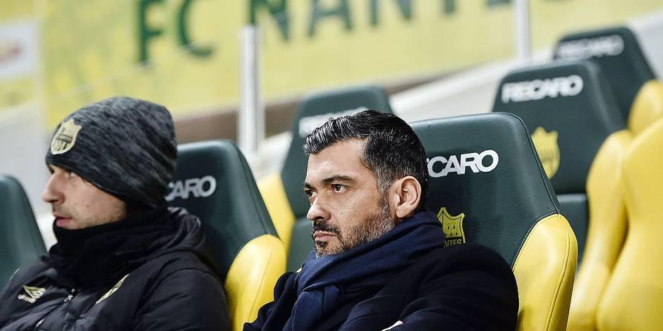 Sergio Conceiçao à Leicester? Nantes répond!