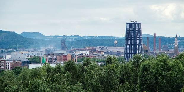Charleroi: 600.000€ pour sécuriser l'hôtel de police - La DH