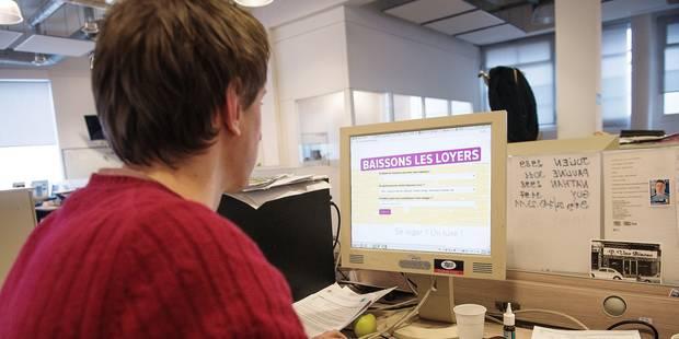 Bruxelles: le PTB présente sa grille des loyers - La DH