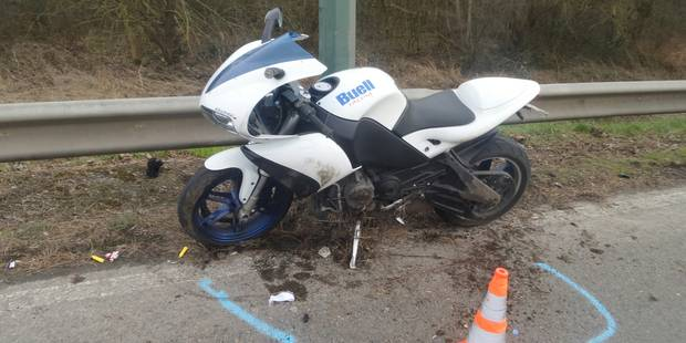 Deux motos s'accrochent à Montigny-le-Tilleul : deux blessés - La DH