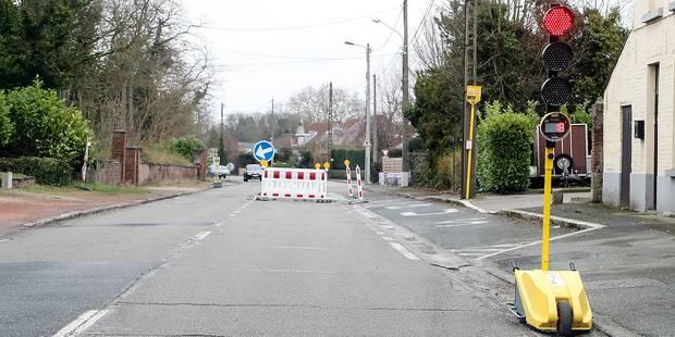 Mons : la réfection totale de la Route d'Obourg durera 6 mois - La DH