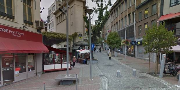 Débordements au magasin H&M de Charleroi: La police a dû intervenir - La DH