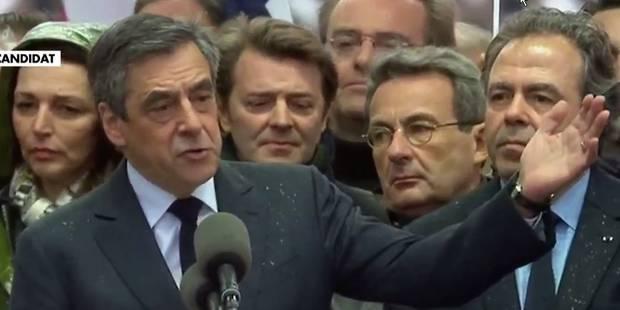 """François Fillon: """"A mon camp, il vous revient de faire votre examen de conscience"""" (LIVE VIDEO) - La DH"""