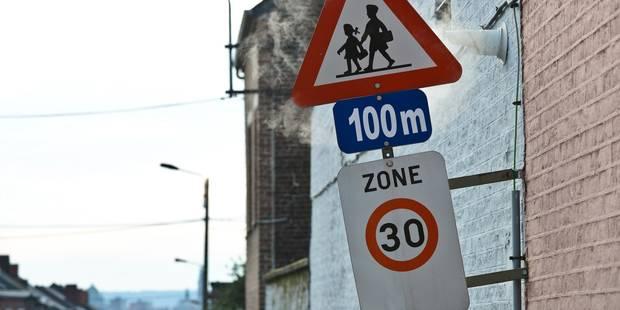 Groen veut instituer la zone 30 comme norme pour toutes les voiries locales à Bruxelles