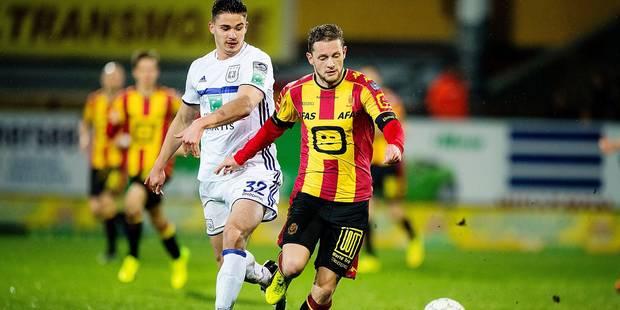 Mats Rits, l'un des Belges suivis par Anderlecht - La DH