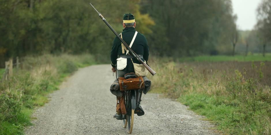 Gand-Wevelgem sur les traces de la Grande Guerre à Ploegsteert