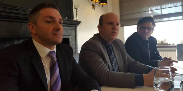 Thierry Wimmer dit stop à la politique - La DH