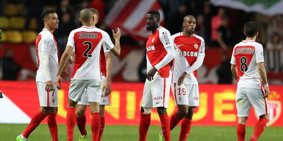 Ligue 1: Monaco dans la peau du champion, le PSG très attendu
