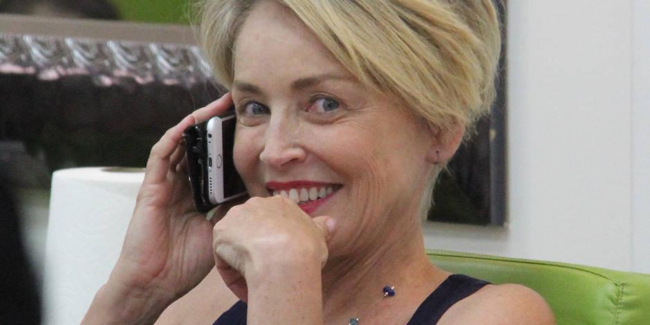 Sharon Stone dévoile tout de sa vie privée pour son anniversaire
