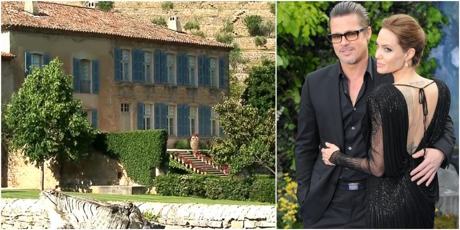 Angelina Jolie et Brad Pitt vendent leur première huile d'olive