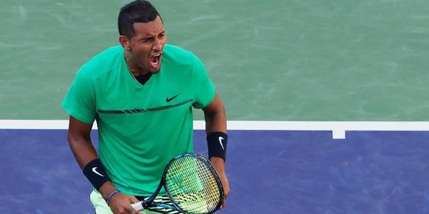 Indian Wells: Federer surclasse Nadal, Kyrgios sort Djoko! - La DH