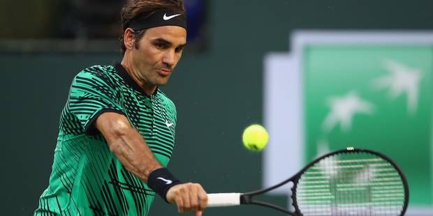 Les points monstrueux du duel entre Federer et Nadal à Indian Wells (VIDEO) - La DH
