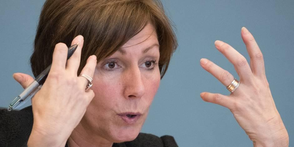 """""""Branleurs de mouches"""": la directrice générale de Publifin s'explique"""