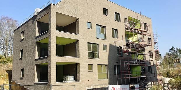 45 logements privés-publics à Rixensart - La DH