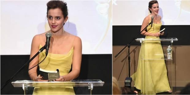 Emma Watson est la Belle aussi dans la vraie vie - La DH