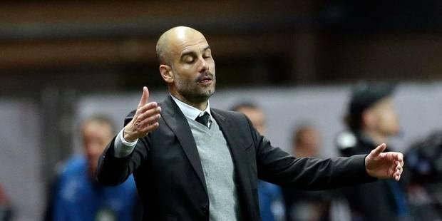 """""""Nous allons beaucoup nous améliorer"""" assure Guardiola - La DH"""