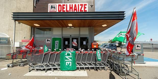 Certains magasins Delhaize fermés ce week-end? Voici pourquoi - La DH