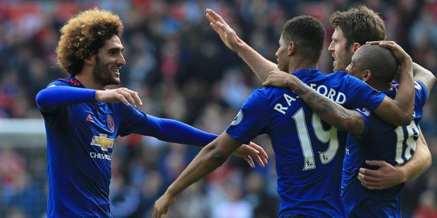 Marouane Fellaini buteur contre Middlesbrough (VIDEO) - La DH