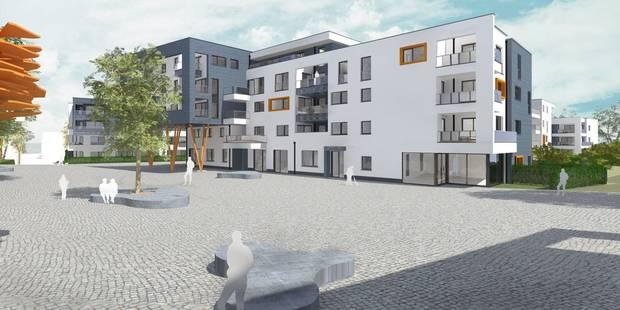 Soignies: 170 habitations sur l'ancien site Technic-Gum - La DH