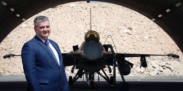 """Vandeput: """"Le combat contre le terrorisme commence hors de nos frontières"""" - La DH"""