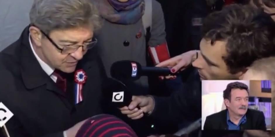 Macron confirme la première place, Mélenchon double Hamon — Sondage élection présidentielle