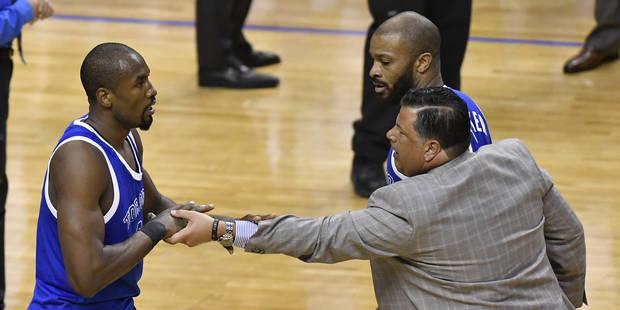 Grosse bagarre dans un match de NBA (VIDEOS) - La DH