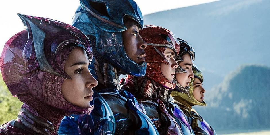 La première super-héroïne gay dans l'adaptation des Power Rangers
